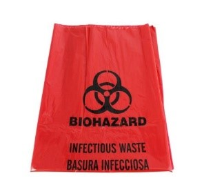 Small Biohazard Waste Bag